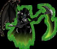 Death, Horseman of the Apocalypse Figure