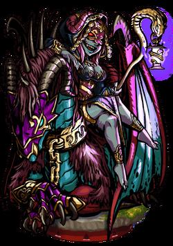 Astaroth, Duke of Fear II Figure