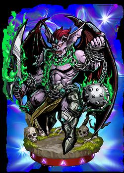 Strigoi, Undying Warrior Figure