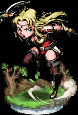 Elven Mercenary II Figure