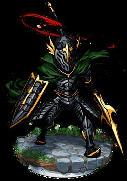 Sir Galahad, Road Knight II Figure