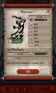 Watchape + Base Stats
