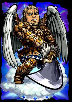 Michael, Steelclad Angel Figure