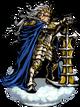Pendragon, the Scourge II Figure