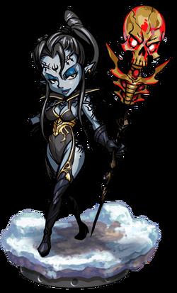 Elven Druid II ++ Figure