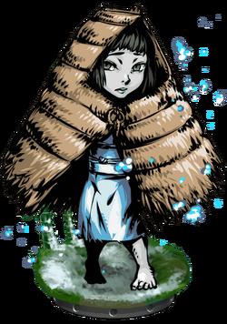 Yuki-warashi Figure