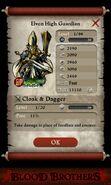Elven High Guardian (base stats)