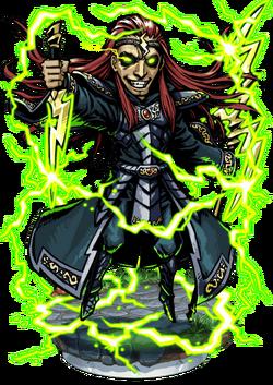 Guerson, Thunder Mage II Figure