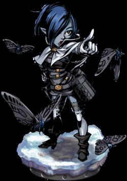 Moth Tamer II Figure
