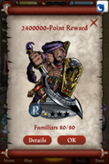 Selk Point Reward