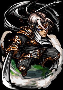 Kotaro, Master Ninja II Figure