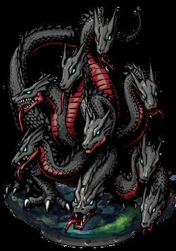 Hydra II Figure