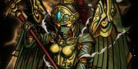 Minerva, Goddess of War