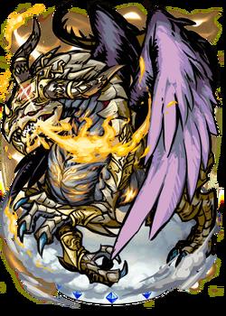Canhel, Guardian Dragon II Figure