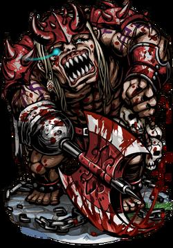 Jase, the Cruelty Axe II Figure