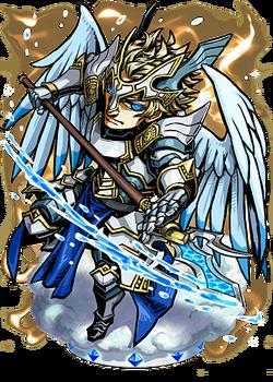 Sachiel, Angel of Water Figure