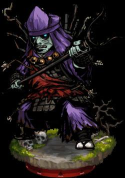 Wight Monk II Figure