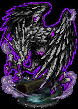 Onyx Roc Figure