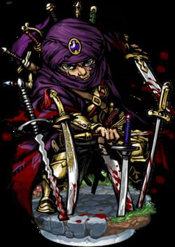 Master Swordsman II Figure