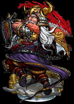 Eric, Bloodaxe King II Figure