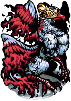 Ziz, Wings Divine II Figure