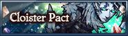 Cloister Pact Banner December 2013