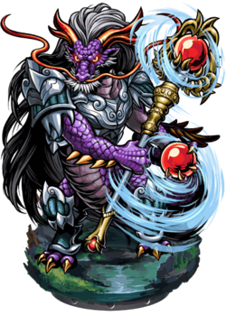 Nightblade, Archsage of Winds II Figure
