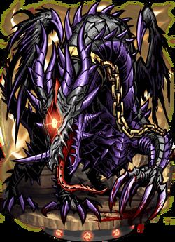Jinx-eye Dragon Figure
