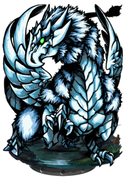 Linnorm, the Hailstorm Figure