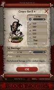 Corpse Rat II + base
