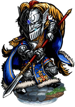 Wledic, Guard Captain Figure