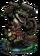 Zorg, Lizardman Berserker II Figure