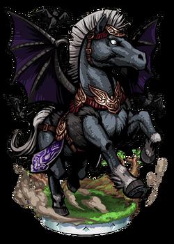 Bat Pegasus II Figure