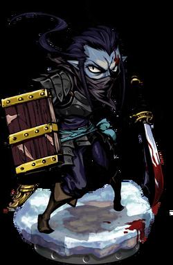 Elven Bandit II Figure