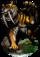 Saber-Toothed Tiger + Figure