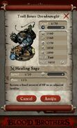 Troll Boxer Dreadnought (second skill)