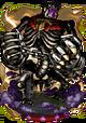 Monos, Lesser Skull Ape Figure