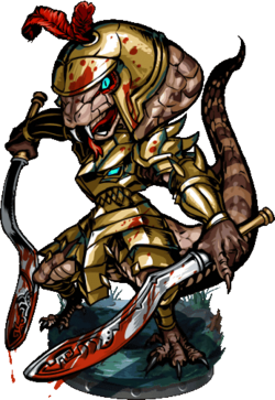 Tepaxtl, Fatal Fang Figure