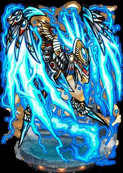 Thunderbird Figure