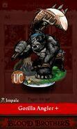 Gorilla Angler plus (collection)
