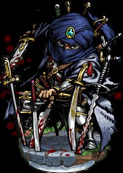 Master Swordsman Figure