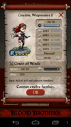 Caterina, Whipmaster II (Max Stat)