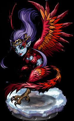 Harpy Queen II Figure