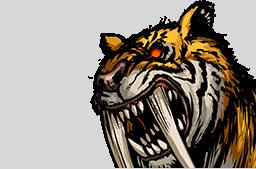 File:Saber-Toothed Tiger Face.png