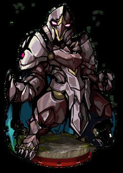Valafar, Burning Knight Figure