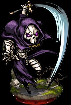 Undead Warrior II Figure