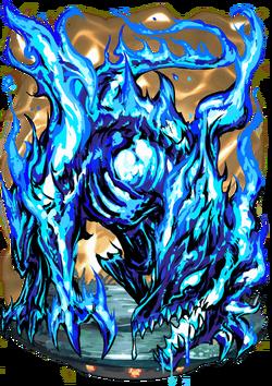 Flame Dragon II Figure
