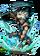 Kosuke, Ice Ninja II Figure