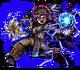 Haokah, the Darkthunder II Boss Figure