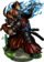 Chikaemon the Unshakable II Figure